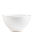 Vietri Bianco White Cereal Bowl