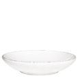Vietri Bianco White Coupe Pasta Bowl
