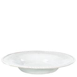 Vietri Bellezza White Pasta/Soup Bowl