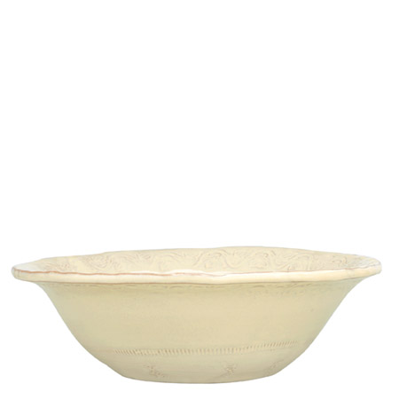 Vietri Bellezza Buttercream Cereal Bowl