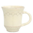 Vietri Bellezza Buttercream Mug