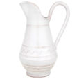Vietri Bellezza White Medium Pitcher