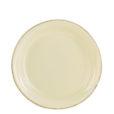 Vietri Crema Cream Salad Plate