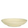 Vietri Crema Cream Coupe Pasta Bowl