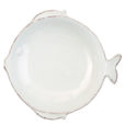 Vietri Lastra Fish Medium Serving Bowl