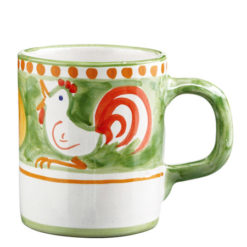 Vietri Gallina Mug