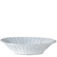 Vietri Incanto White Stripe Bowl