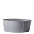 Vietri Lastra Gray Cereal Bowl
