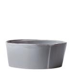 Vietri Lastra Gray Cereal Bowl