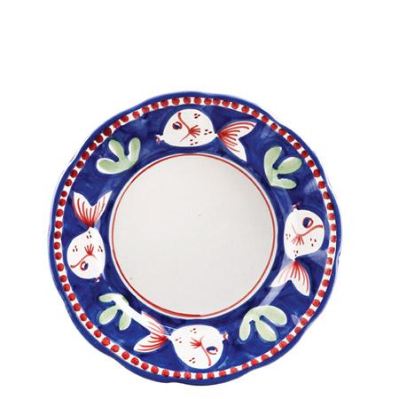 Vietri Pesce Salad Plate