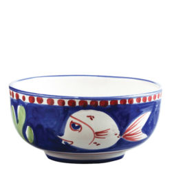 Vietri Pesce Cereal / Soup Bowl