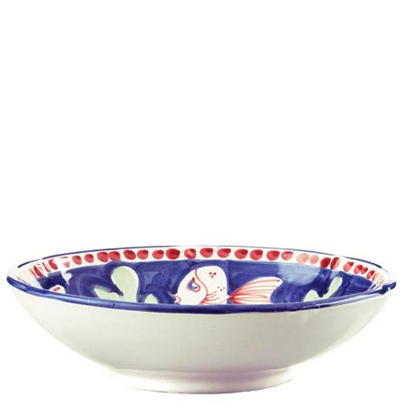 Vietri Pesce Coupe Pasta Bowl 1