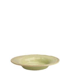 Vietri Bellezza Celadon Pasta/Soup Bowl