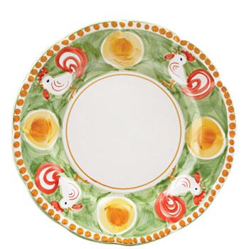 Vietri Gallina Service Plate / Charger