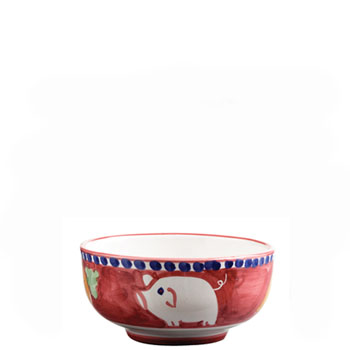 Vietri Porco Cereal/Soup Bowl