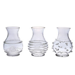 Juliska-Mini-Vase-Trio