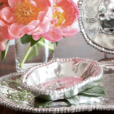 Beatriz Ball Organic Pearl Bari Oval Platter - Small