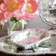 Beatriz Ball Organic Pearl Bari Oval Platter - Small