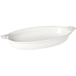 Juliska Large Shallow Baker-White