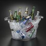Huang Acrylic Beverage Tub