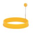 Trudeau Yellow Silicone Egg Ring