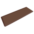 Wellness Mats Original – 6'x2′-Brown2
