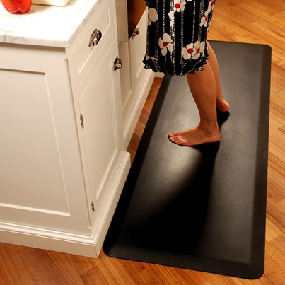 Wellness Mats Original – Black-6×2-2