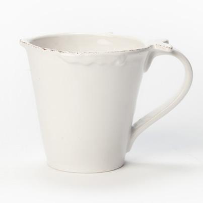 Vietri Lastra Fish Mug