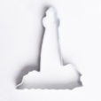 Hilton Head Lighthouse Cookie Cutter