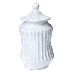 Vietri Incanto Striped Medium Canister