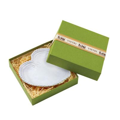 Vietri Incanto Heart Dish Boxed