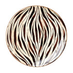 Vietri Serengeti Large Round Wall Plate