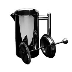 French Press, mirror finish, 16 fl. oz.