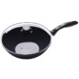 Swiss Diamond Nonstick Wok with Lid - 11 inch