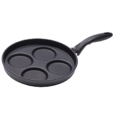 Swiss Diamond Induction Nonstick Plett Pan (Swedish Pancake Pan)