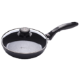 Swiss Diamond Induction Nonstick Fry Pan with Lid - 8 inch