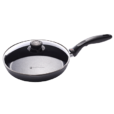 Swiss Diamond Induction Nonstick Fry Pan with Lid - 9.5 inch