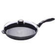 Swiss Diamond Induction Nonstick Fry Pan with Lid - 11 inch