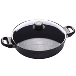 Swiss Diamond Induction Nonstick Sauteuse - 11 inch