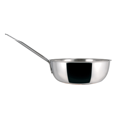 "Catering Saucier Pan  3.35 qt., 9 1/2"" dia."