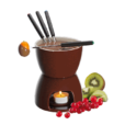 Chocolate Fondue, Brown
