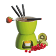 Chocolate Fondue, Green