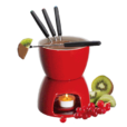 Chocolate Fondue, Red