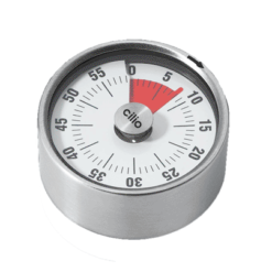"Kitchen Timer, ""Gauge"" small, 2 1/4"" x 1 1/2"""