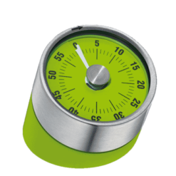 "Kitchen Timer ""Tower of Pisa"", Green"
