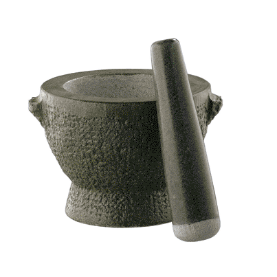 "Mortar & Pestle ""David"""