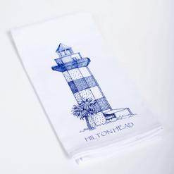 Hilton Head Lighthouse Towl Napkin