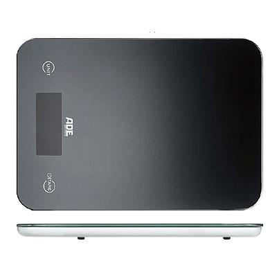 Slim, Digital Kitchen Scale, black, 11 lbs.