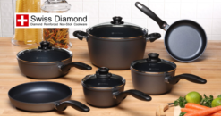 Swiss Diamond 10 pc. Set