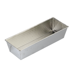 "Loaf Pan, 10"", Tin Plated"